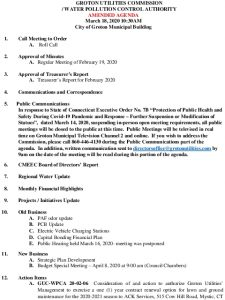 Icon of GUC-WPCA Amended Agenda 03-18-2020
