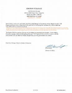 Amendment #1 - RFQ GU-20-Q8 - 2020 Transit Van - Cargo XL