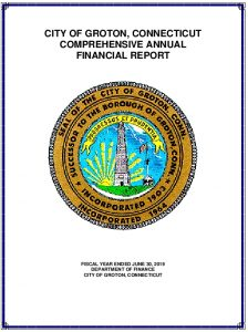 Icon of 2019 Comprehensive Annual Financial Report