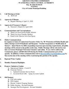 Icon of GUC WPCA Agenda 05.20.2020