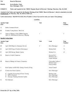 CMEEC BOD Agenda 05-28-2020