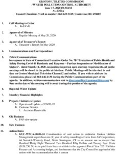 Icon of GUC-WPCA Agenda 06-17-2020