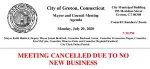 7-20-20 Cancellation