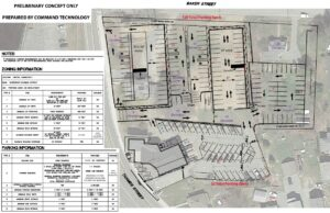 Icon of Preliminary Site Plan Thames Technology
