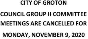 Icon of 11-9-20 Council Group II Cancellation