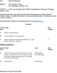 Special CMEEC BOD Agenda 03-03-2021docx