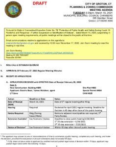 PZ Agenda 3-16-21 DRAFT 03092021