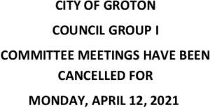 4-12-21 Group I Cancellation