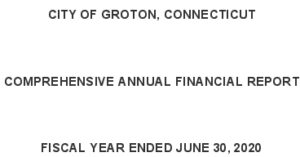 Icon of 2020 Comprehensive Annual Financial Report
