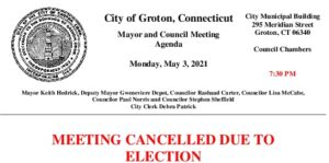 Icon of 5-3-21 Cancellation