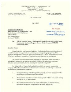 Icon of Park Place Letter From Condo Association Attorney
