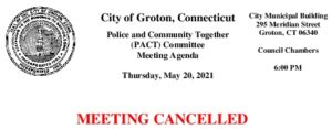 Icon of PACT Committee Agenda 05-20-21