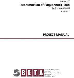 Project Manual Final 6-4-21