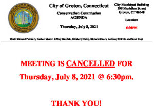 Icon of Harbor Management Commission 07-08-21 Cancellation Notice