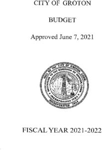 Icon of Approved Budget, Fiscal Year 2021-2022