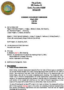 Icon of Economic Development Commission 05-06-15