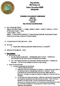 Icon of Economic Development Commission 06-03-15