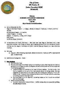 Icon of Economic Development Commission 09-02-15