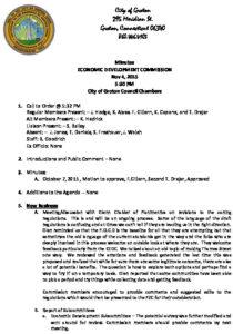 Icon of Economic Development Commission 11-04-15