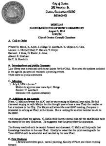 Icon of Economic Development Commission 08-03-16