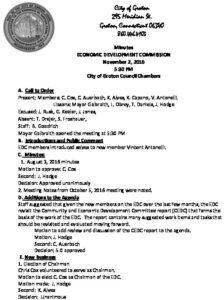 Icon of Economic Development Commission 11-02-16