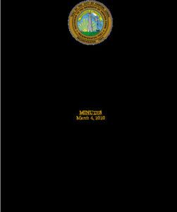 Icon of Economic Development Commission 03-04-20