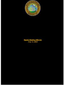 Icon of Economic Development Commission 07-15-20