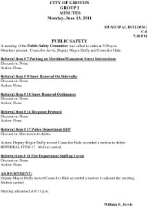 Icon of Public Safety 06-13-11