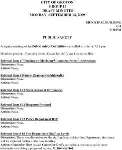 Icon of Public Safety 09-14-09